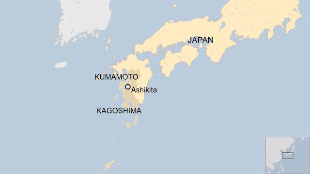 الفيضانات في اليابان: خشي العديد من القتلى في دار الرعاية التي غمرتها الفيضانات