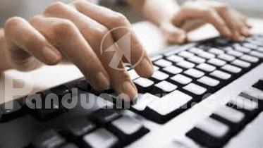 Menekan Keyboard