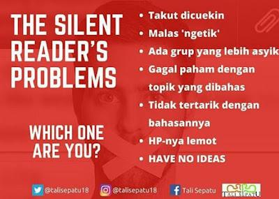13 Meme Lucu 'Silent Reader' Ini Nyindir Abis Orang Yang Nggak Aktif di Grup Chatting