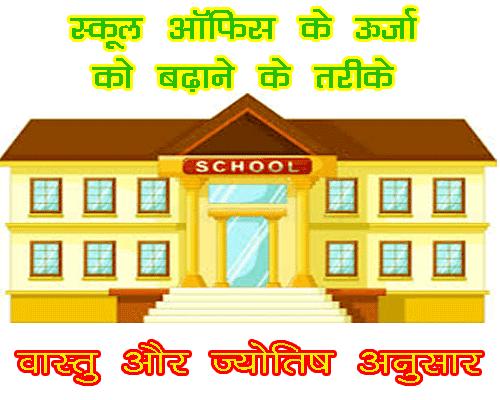School Office Mai Urja Kaise Bahdaye vastu jyotish anusar