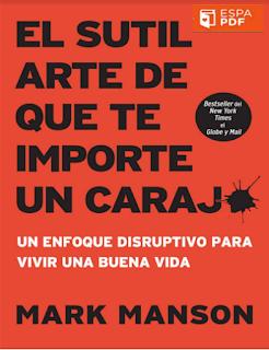 El sutil arte de que te importe un carajo 2a Edición Mark Manson ebook descarga inmediata