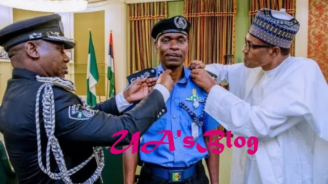 BREAKING!! Adamu Mohammed Confirmed As Inspector General Of Police (IGP)