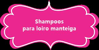 Loiro dos Sonhos com Shampoo