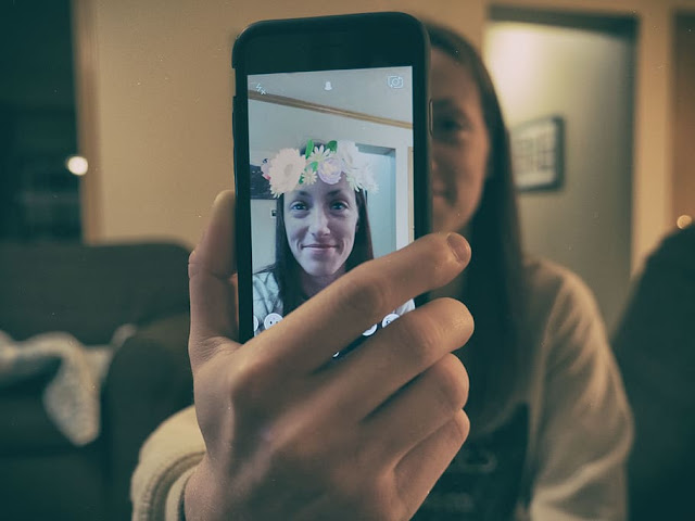 Selfie Snapchat - Flawsome Felishia