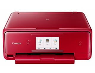 Canon PIXMA TS8052 Driver and Manual Download