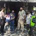 Polres Ngawi Mensosialisasikan Penegakan Prokes PPKM Darurat Covid-19 dan Bagikan Sembako Kepada Warga Terdampak