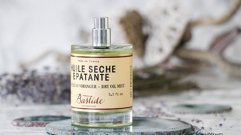 Bastide's Huile Seche Epatante dry oil mist Review