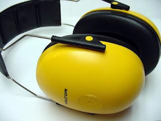 Cascos protectores de oídos