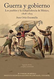 Libro recomendado de la independencia de México.