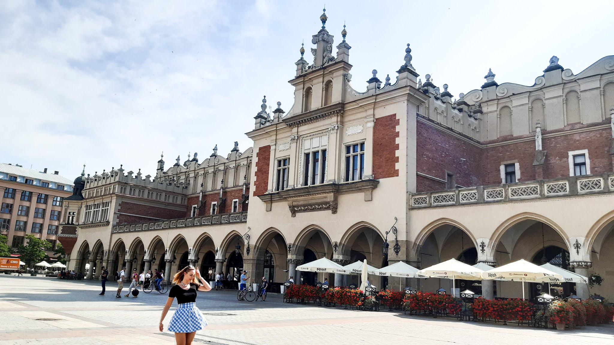 Weekend w Krakowie - pomysły na zwiedzanie, jedzenie i nocleg