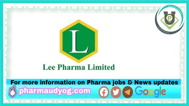 Lee Pharma | Walk-in for Freshers in Prod.Documentation & Expd in QC on 16 to 18th Feb 2021