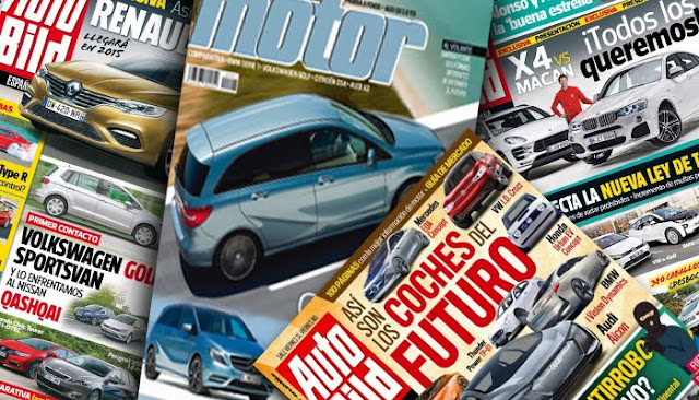 Mejores revistas de coches