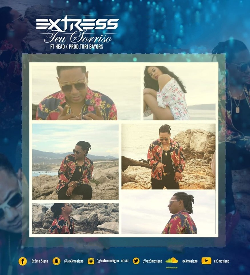 Ex3mo Signo (Extress) feat. Head - Teu Sorriso (AFRO POP) (Audio)