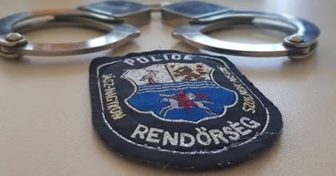 Befejezte a szolnoki rendőrség a nyomozást a betörőbanda ügyében