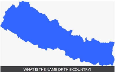 Quiz Diva - Country Shape Answers Image 24