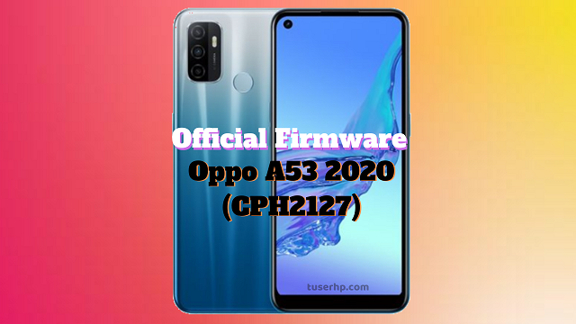 stockrom oppo a53 2020