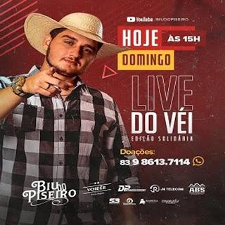 Biu do Piseiro - Live do Véi - #FiqueEmCasa - Maio - 2020