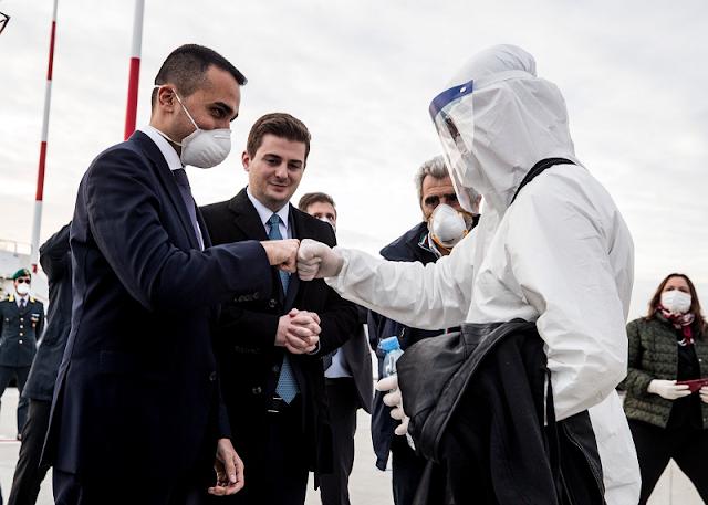 ألبانيا ترسل 30 عاملا صحيا لدعم إيطاليا في مكافحة فيروس كورونا في برغامو