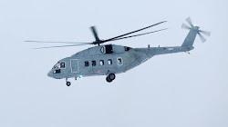 Quân đội Nga nhận hai máy bay trực thăng Mi-38T đầu tiên loại mới nhất vào năm 2019
