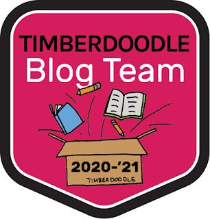 Timberdoodle Blog Member badge 2021-2022