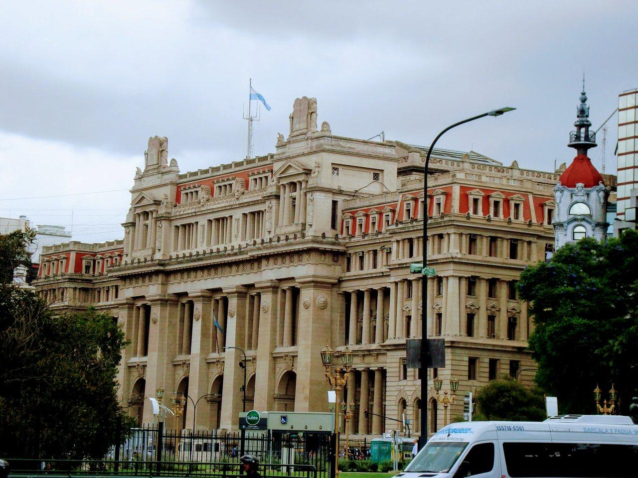 Palacio da Justiça, Buenos Aires