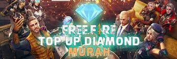 Tempat Top Up Diamond Free Fire Murah Aman Dan Terpercaya