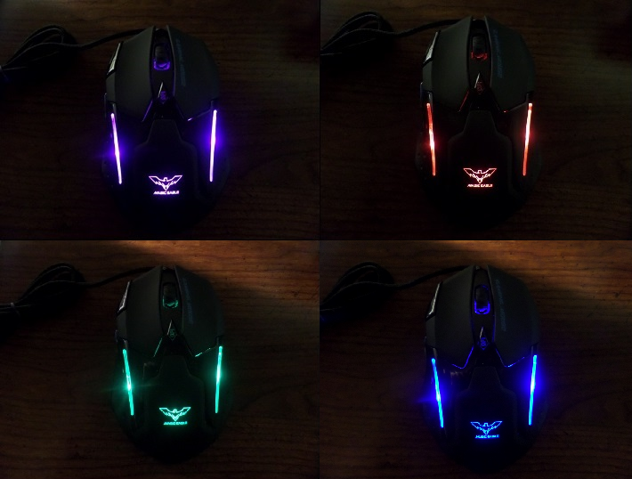 Havit Gaming Mouse