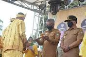 Bupati Ketapang Minta Sejarah Kerajaan Tanjungpura dibukukan