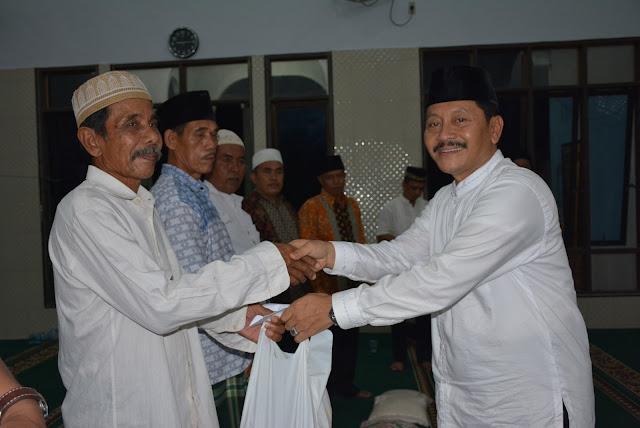 Tim  Safari Ramadhan Pemkab.Langkat Kunjungi 46 Masjid Tersebar di 23 Kecamatan
