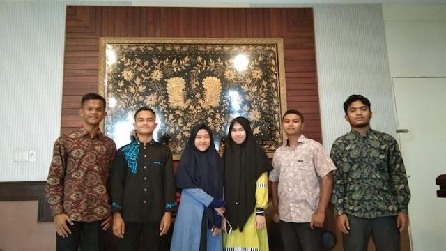 Jihar News, Membanggakan, 7 Putera - Puteri Buloh Wakili Aceh Utara Pada MTQ Aceh 2019
