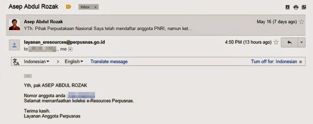 Cara Mengembalikan Nomor Anggota PNRI yang Lupa