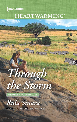 Through the Storm Giveaway and Review