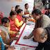कानपुर दक्षिण व्यापार मंडल का हस्ताक्षर अभियान