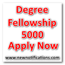 Degree Fellowship