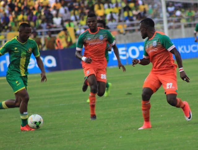 Full Time : YANGA 1-1 ZESCO UNITED, LIGI YA MABINGWA AFRIKA