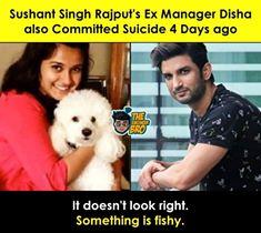 Sushant Singh Rajput and his ex-manager Disha Salian