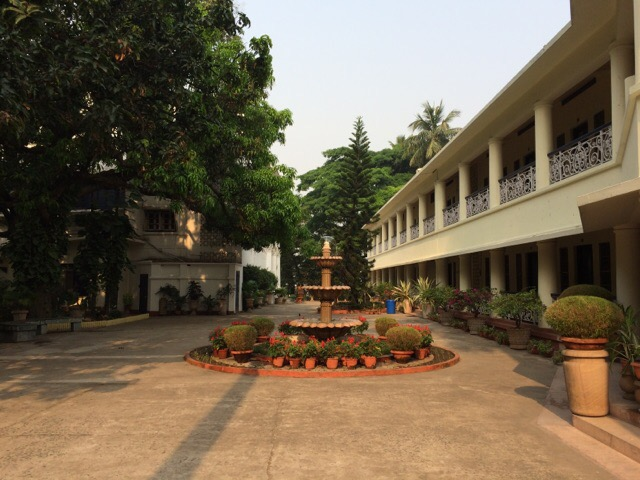 Yogoda Satsanga Math premises