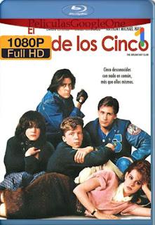 El Club De Los Cinco [1985] [1080p BRrip] [Latino-Inglés] [GoogleDrive] RafagaHD