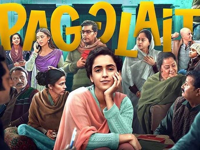 Pagglait (2021) Full Movie Download & Watch Online