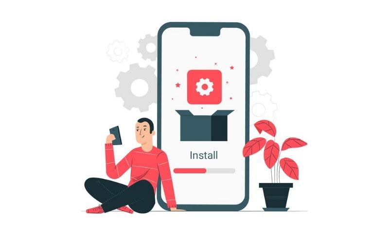 Mengatasi Tidak Bisa Klik Install di Android