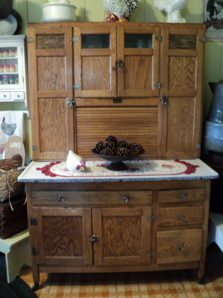 Windmill Farm Hoosier Cabinets And Bin Tables