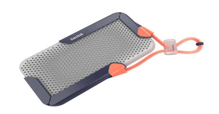 New SanDisk 8TB Portable SSD Prototype Launched By Western Digital Corporation