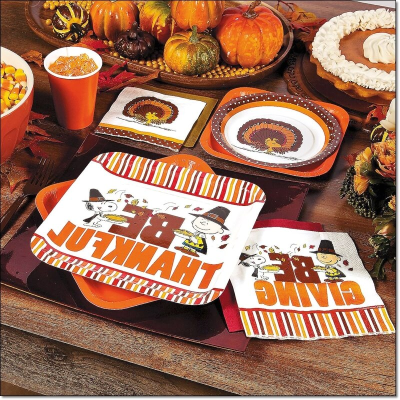 Thanksgiving Party Ideas, Thanksgiving Decorations