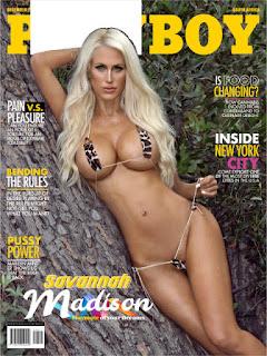 Playboy Sudafrica – Diciembre 2019 PDF digital