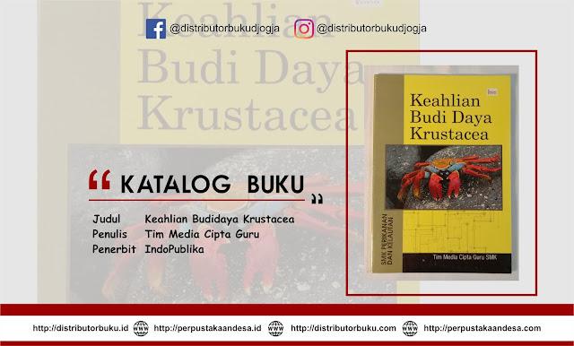 Keahlian Budidaya Krustacea