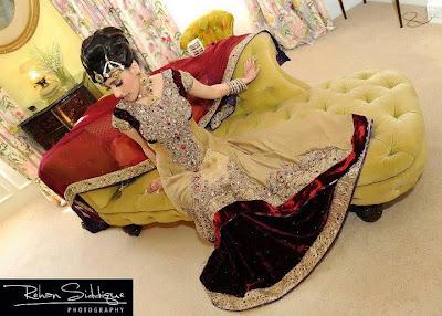 The superior Quality New fashion Bridal Dresses 2014-15 fashionwearstyle.com