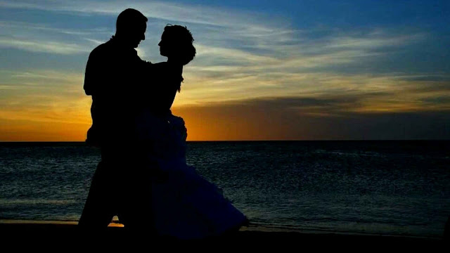 gambar suami istri menikah