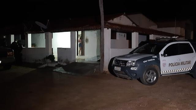 Comerciante é morto a tiros ao chegar em casa no interior do RN