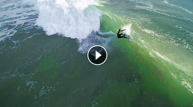 El Palmar es surf y bodyboard