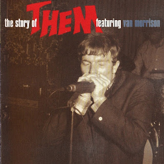 The story of Them featuring Van Morrison (1997)